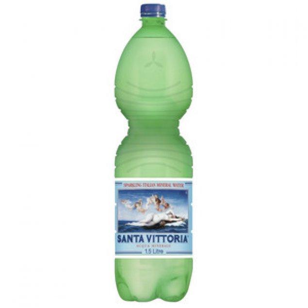Santa Vittoria Sparkling Water 1.5Ltr