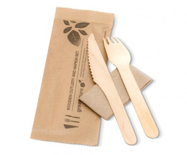 Fork/Knife/Spoon/Napkin (Individually Wrapped)
