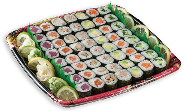 Kids (and big kids) Nori Rolls