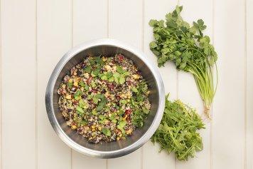 Mexican Quinoa Bean Salad 2.5kg
