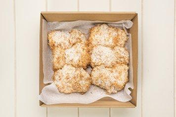 Coconut Chicken Schnitzel 110g