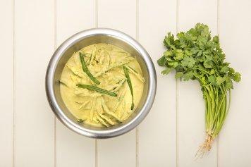 Tofu, Eggplant & Green Bean Curry 2kg
