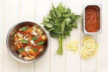 Spinach & Ricotta Ravioli 2kg