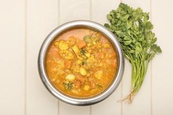 Rainbow Vegetable Curry 2kg