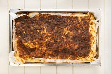 Beef & Lentil Lasagne