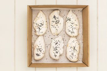 Chicken Breast w Sesame Seeds 110g